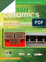 Indian Ceramics2014 Brochure
