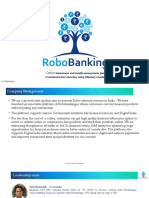 1RoboBanking.in Competition