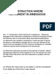 Nil Construction
