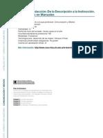COMUNICACION Y MEDIOS - Técnicas de Redacción De la Descripción a la Instrucción. Procedimientos en Manuales