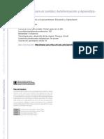 EDUCACION Y CAPACITACION - La  Formación para el cambio- Autoformación y Aprendizaje entre pares