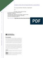 EDUCACION Y CAPACITACION - Supuestos y principios clave de la Capacitación corporativa