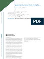 GOBIERNO - Contabilidad Regulatoria Finanzas y Costo de Capital