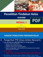Modul 1 Materi Kuliah PTK