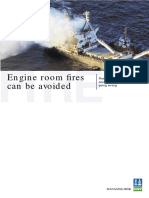 Engine Room Fires DNV