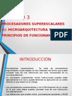 Capitulo3_PROCESADORES-SUPERESCALARES