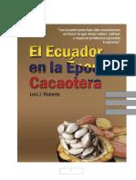 Breve Análisis Histórico y Contemporáneo Del Desarrollo Económico Del Ecuador