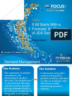JDA Demand - Focus 2012