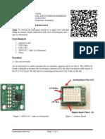 ArduinoLevelIndicator_v1