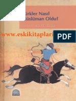 Zekeriya Kitapçı - Türkler Nasıl Müslüman Oldu