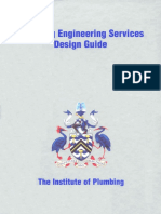 Plumbing Engineering Services Design Guide