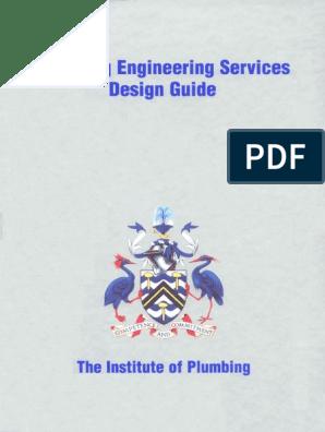 Plumbing Engineering Services Design Guide