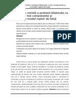 Proteza-tricomponent-bilaterala
