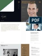 Brochure Maestría Construcción Online 2016