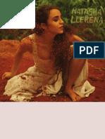 Encarte Canto Sem Pressa - Natasha Llerena