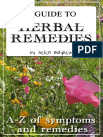 A Guide to Herbal Remedies - Helen Mayhew