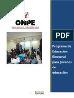 Sílabo Del Curso Para Estudiantes de UNICA