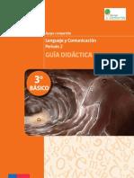 Guia Didactica Periodo 2 3º Lenguaje