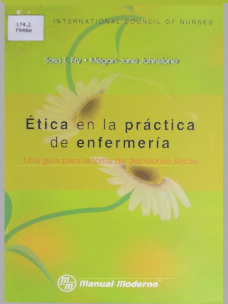 Etica en La Practica de Enfermeria