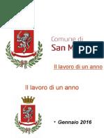 Powerpoint Comunicati Stampa 2016