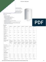 Gorenje TGR 30-200 - Heating Systems