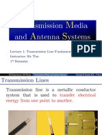 Transmission Line Fundamentals (Part 1)