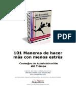 101Consejos de Administracion Del Tiempo2011