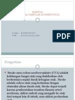 Kasus 26 - CVA Rahamawati (2012-185)