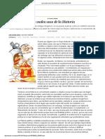 Los Malos Usos de La Historia _ Opinión _ EL PAÍS