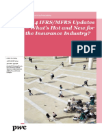 2014 Ifrs Mfrs Updates Insurance