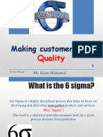 6 Sigma and Lean