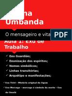 Exu Na Umbanda