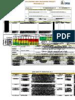 Job Safety Analysis SEG 6.1 - Rebar and Formwork Fabrication and Installation; Carpentry Works Rev.0