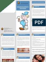 Folheto Omd Branqueamento Dentario