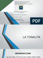 TONALITA