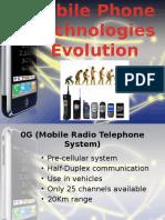 2012 Sérgio Cell Phone Technologies Apresentação
