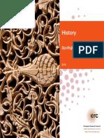 History - Spotlight on ERC projects