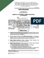 Draft Kontrak Fisik Tabah