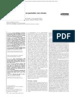 Microquimerismo Fetal y Cirrosis Biliar