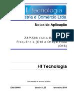 Zap500 Com Gerador de Frequencia
