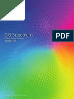 GSMA 5G Spectrum