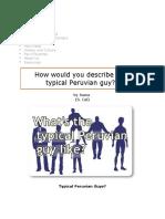How to Date Peruvian