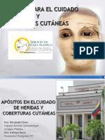 Cicatrización y Apósitos Dra. Elizabeth.ppdefinitivo