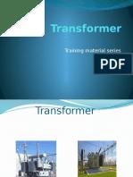 Transformer Training Inputs JMD 26 8 2015