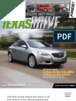 Texas Drive Magazine June 28-July 11,2010