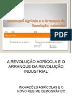 2-Revolução Agricula e Industrial