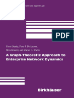 A Graph-Theoretic Approach to Enterprise Network Dynamics