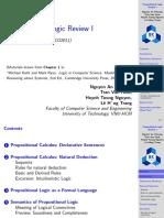 Dm2 Ch1a Propositonal Logic Review Part I