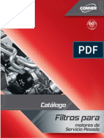 Catalogo Filtros Para Motores SP