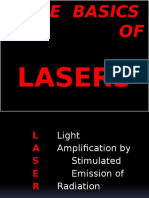 some basics of lasers